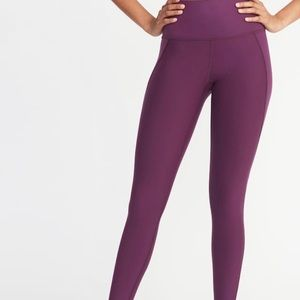 Old navy activewear leggings.